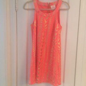 NWOT Julie Brown fun summer dress